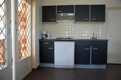 Voluitgeruste keuken
